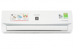 Máy lạnh Sharp Inverter 1.5 HP AH-XP13WMW